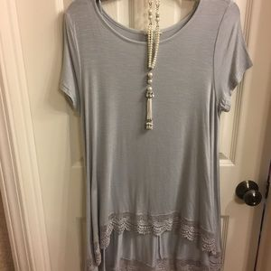 NWT Jodifl Dress/Necklace